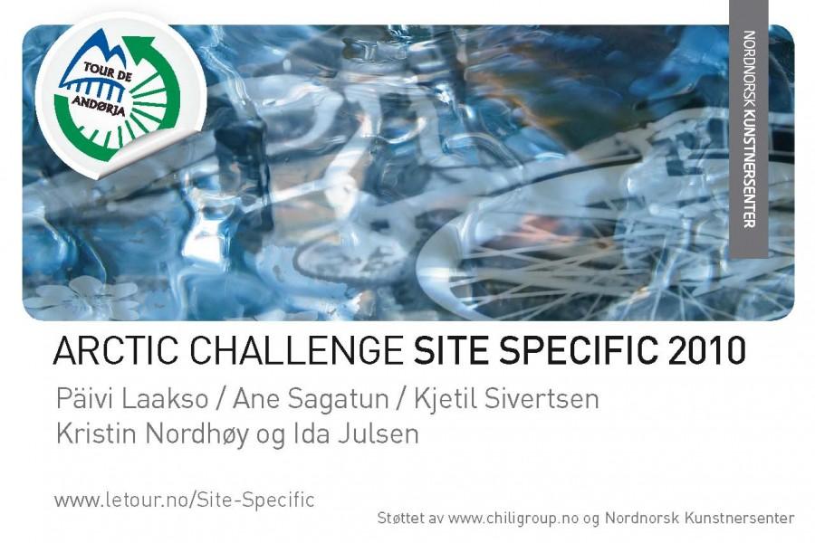 Arctic Challenge - Site Sprcific 2010